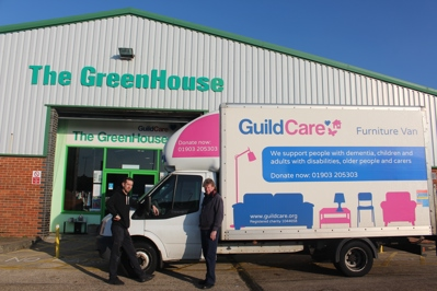 Free Furniture Collection Guild Care