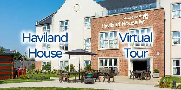 Haviland House Dementia Care Home in Worthing, West Sussex