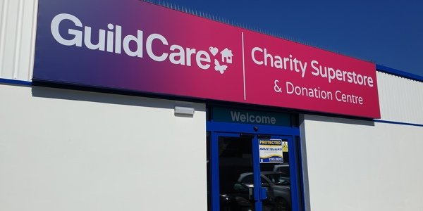 Guild Care Littlehampton Charity Superstore and Donation Centre